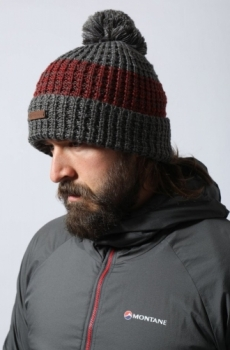 Шапка Montane Top Out Bobble Beanie HTOBB