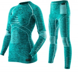 Термобелье X-Bionic Energy Accumulator Evo Melange Women I100668+100670