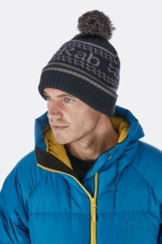 Шапка Rab Rock Bobble Hat QAA-51