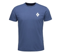 Футболка Black Diamond M's S/S Equipment for Alpinists Tee