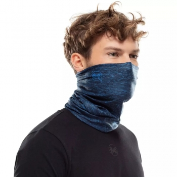 Повязка Buff Coolnet UV+ Navy Heather 122536