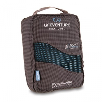 Полотенце Lifeventure Soft Fibre Trek Towel XL 9091