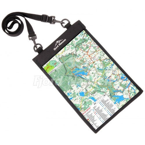 Мапник Fjord Nansen Map Case Regular