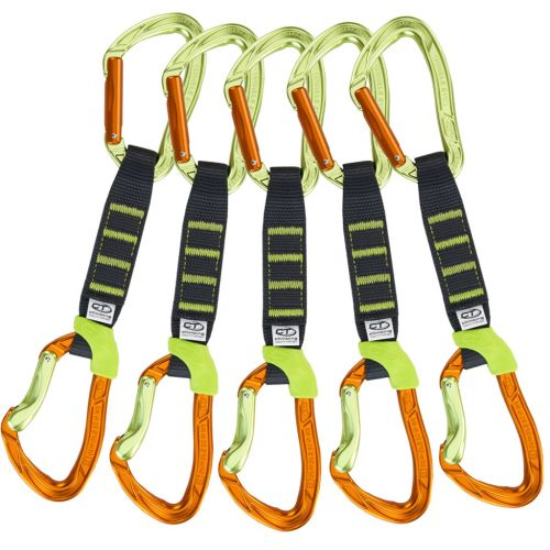 Оттяжка с карабинами Climbing Technology Nimble Evo Pro Set NY 12 cm art.2E688DC A0B ST1