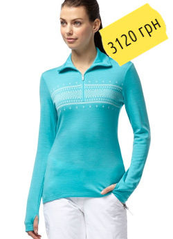 Icebreaker Tech Top LS Half Zip W BF260 арт. 101505
