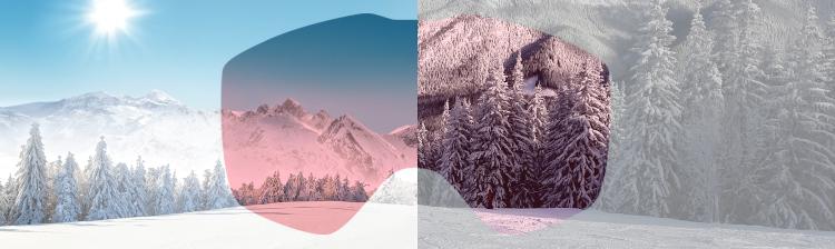 Обзор горнолыжных масок