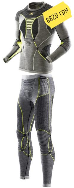 Купить X-Bionic Apani Merino Man 100465+100466