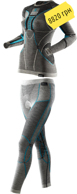 Купить X-Bionic Apani Merino Woman 100467+100468
