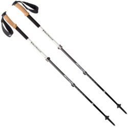 Black Diamond Alpine Carbon Cork Trekking Poles BD112192