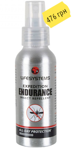 LifeSystems Expedition Endurance 100 ml 34120