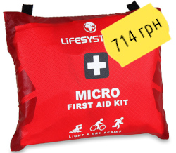 LifeSystems Light&Dry Micro First Aid Kit 20010