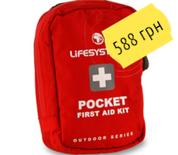 LifeSystems Pocket First Aid Kit 1040