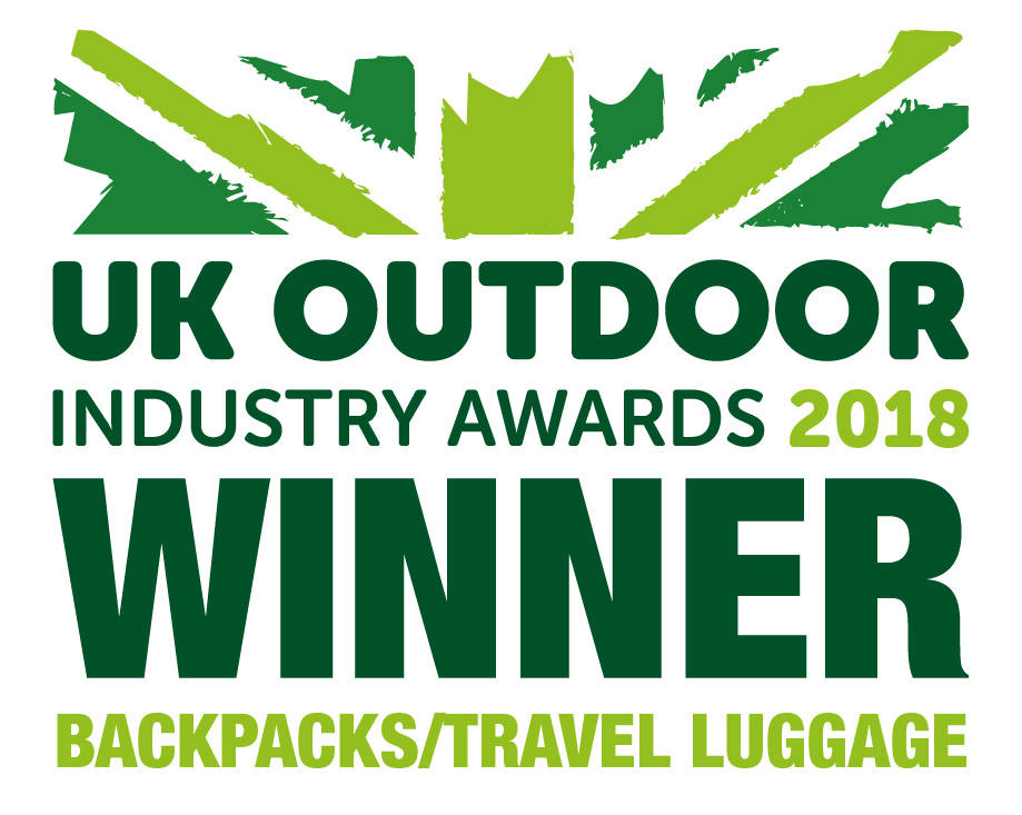 Levity_Outdoor Industry Award - Backpacking_March 2018_web