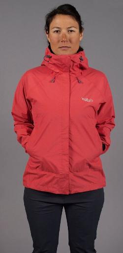 Rab Downpour Jacket Wmn QWF-63