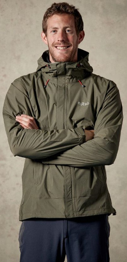 Rab Downpour Jacket QWF-61
