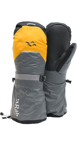 Rab Expedition 8000 Mitts QED-23