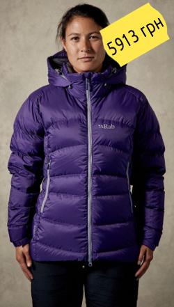 Rab Women's Ascent Jacket QDE-61