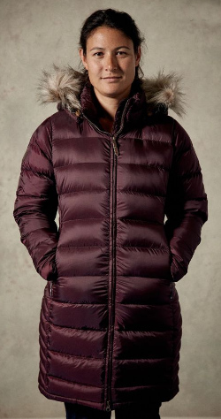 Rab Women's Deep Cover Parka QDA-76