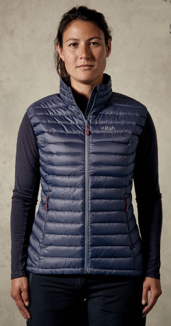 Rab Women's Microlight Vest QDA-67