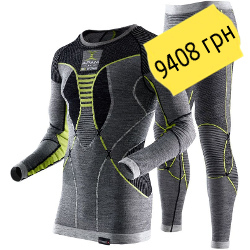 X-Bionic Apani Merino Man 100465+100466